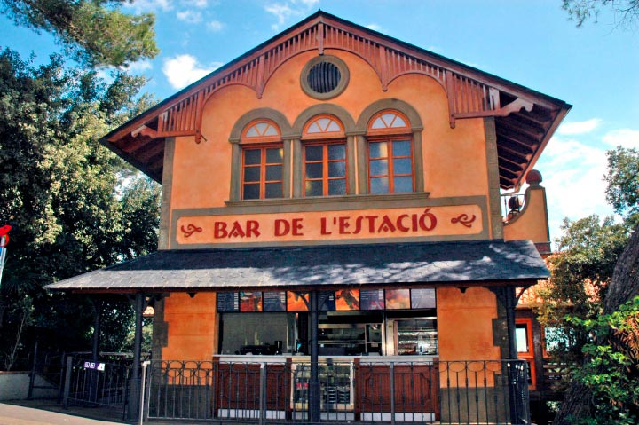 Restaurants Tibidabo
