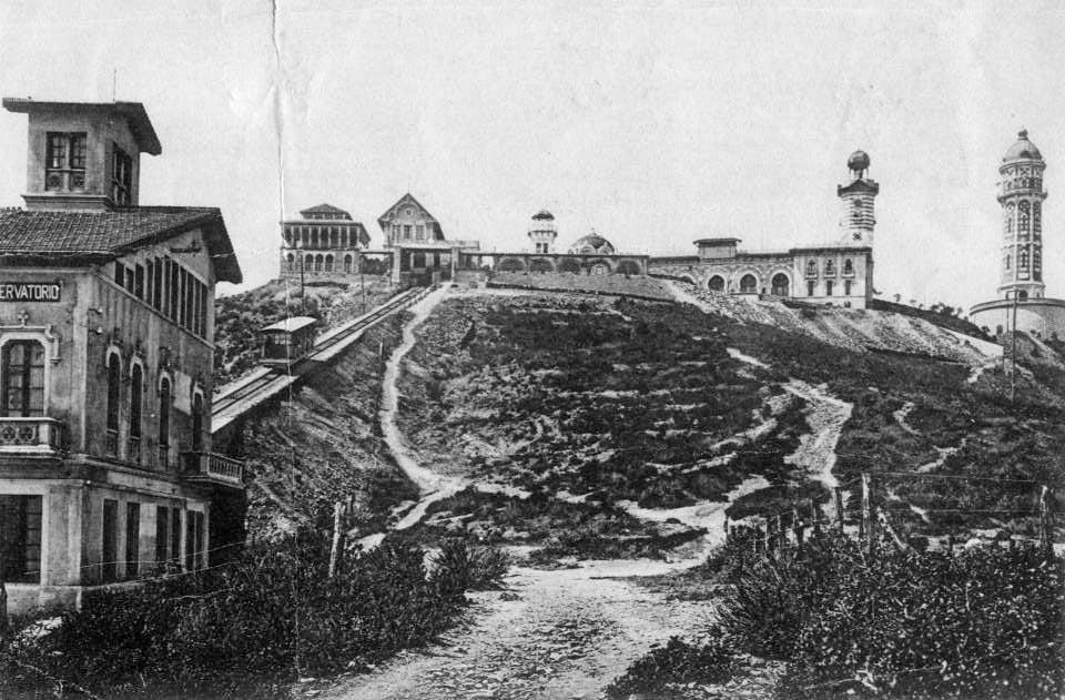 Historia | Parque de atracciones Tibidabo