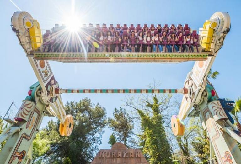 Resultado de imagen de parque atracciones tibidabo